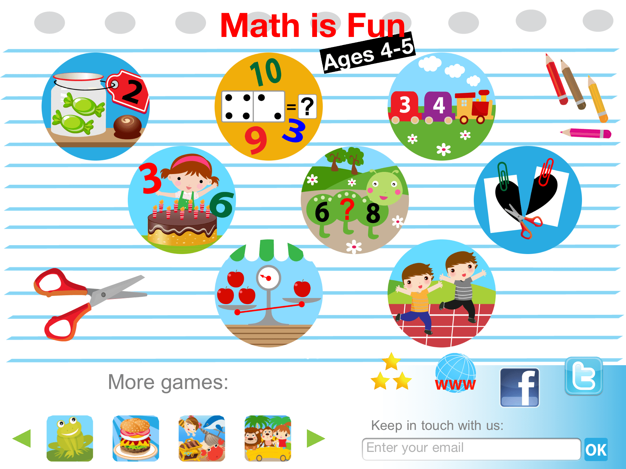 Review Of Math Is Fun 4 5