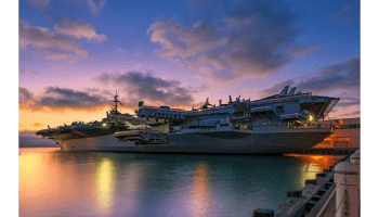 The CEDIA Awards — Aboard the USS Midway