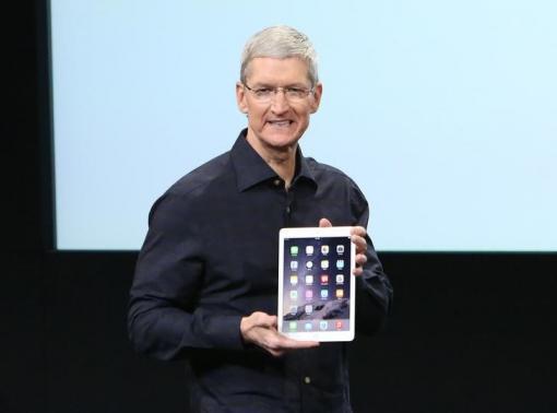 एप्पलको आइप्याड एयर २ र आइप्याड मिनी ३ सार्वजनिक