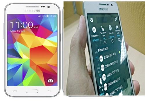 सामसुंग स्मार्टफोन भारतीय बजारमा पहिलो रोजाईमा