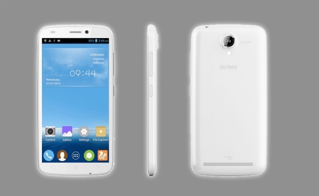 जियोनीले ल्यायो ५० घण्टा ब्याट्री टिक्ने स्मार्टफोन