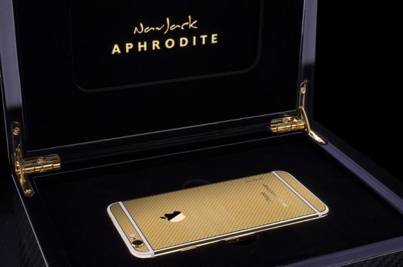 Gold Iphone 3