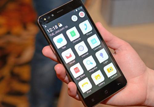फोटोग्राफीमा चर्चित कोडाकले ल्यायो पहिलो स्मार्टफोन 'अाईएम५'