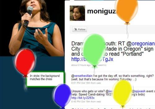 जन्मदिनमा ट्वीटरले प्रयोगकर्तालाई बेलुन दिने