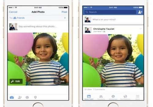 एप्पलको आइफोनमा 'लाईभ इमेज फीचर', स्टील फोटो पनि भिडियो जस्तै हेर्न सकिने