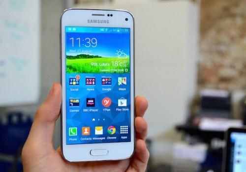 नयाँ आईफोनलाई टक्कर दिन ग्यालेक्सी एस सेभेन मिनी आउने