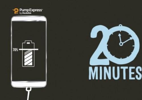 स्मार्टफोन २० मिनेटमा नै चार्ज हुने, मिडिया टेकको पम्प एक्सप्रेस ३.० प्रविधि