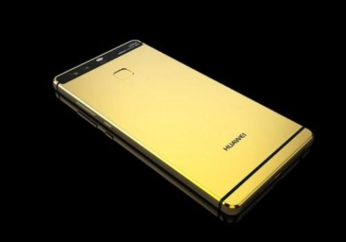 ह्वावेको पी नाइन स्मार्टफोन अब सुन जडित, मूल्य २ लाख ३२ हजार ५ सय रुपैया