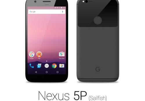 गूगल नेक्सस स्मार्टफोन आउँदै, एन्ड्रोयड ७.० नुगटमा आधारित