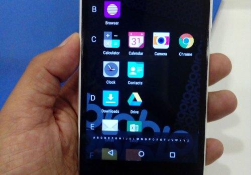 ओबीआई एमभीवान स्मार्टफोन नेपालमा सार्वजनिक, ५ इन्च एचडी डिस्प्लेसहित २ जीबी र्याम