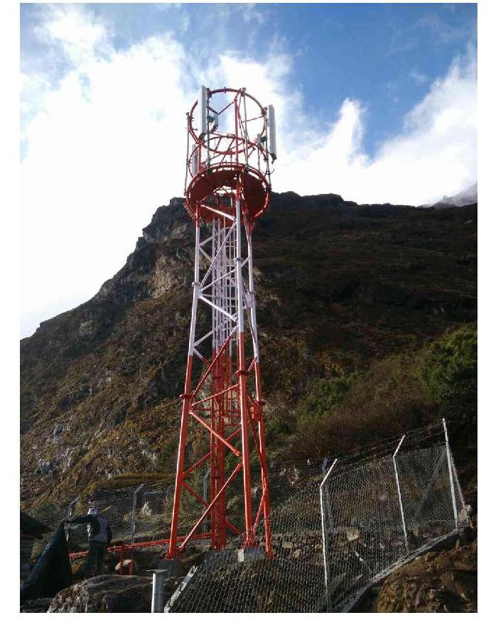 डोल्पाको से-फोक्सुन्डो गाउँपालिकामा मोबाइल टावर बनाईने