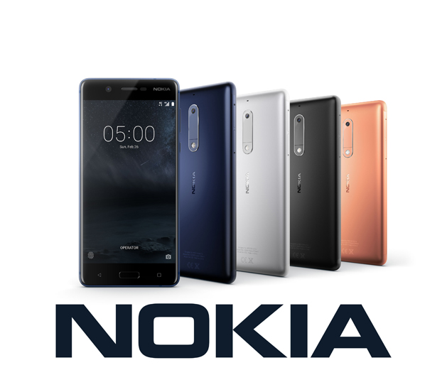 नोकिया ५ स्मार्टफोन अब ३ जीबी र्याममा उपलब्ध