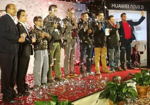 'हुवाई नोवा २ आई' नेपाली बजारमा, एउटै मोवाइलमा चारवटा क्यामेरा