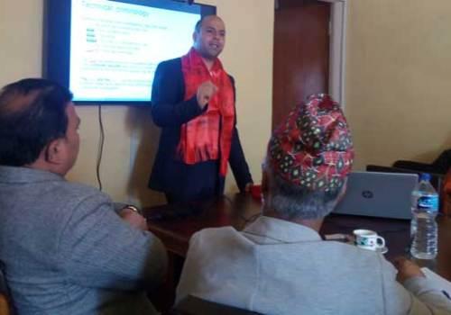 साइबर सुरक्षा र अपराध रोक्न आफैं सजग हुनुपर्नेमा विज्ञ डा अलाजाबको जोड