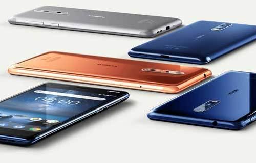 नोकिया ८ ले पायो फोर्ब्सको 'स्मार्टफोन अफ द ईयर २०१७' सम्मान