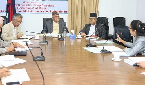 नेपाल टेलिकमको सेवा सुधार गर्न प्रधानमन्त्रीले दिए यस्तो निर्देशन