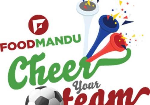 विश्वकप खेलको नतिजा अनुमानसहित खाना अर्डर गरे फुडमान्डुमा १० प्रतिशत छुट
