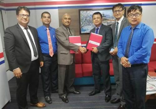 प्राइमलाइफ इन्स्योरेन्स र मुक्तिनाथ विकास बैंक बिच बैंकासोरेन्स सम्झौता