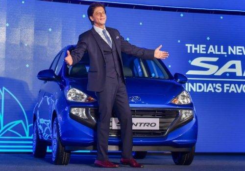 हुन्डाईको नयाँ सेन्ट्रो गाडि भारतमा सार्वजनिक