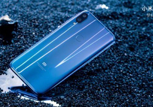 शाओमीको बजेट स्मार्टफोन एमआई प्ले सार्वजनिक,वाटरड्रप नोच र फिंगरप्रिन्ट सेन्सर
