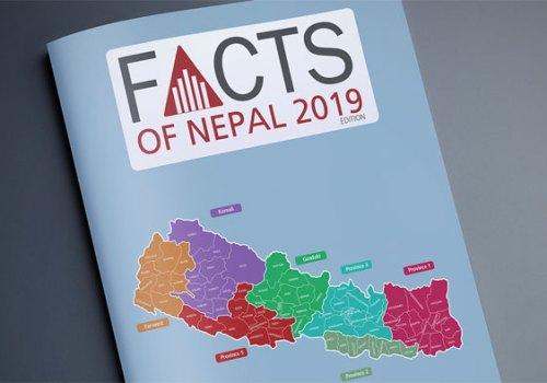 फ्याक्ट्स रिसर्च एण्ड एनलाइटिक्सद्वारा 'फ्याक्ट्स अफ नेपाल २०१९' सार्वजनिक