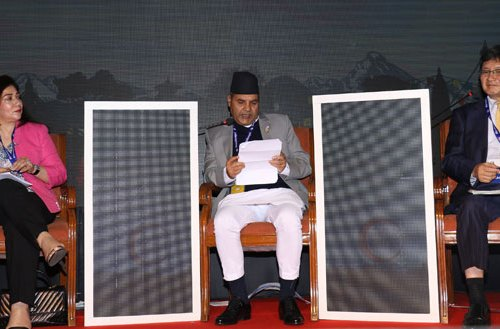 सञ्चारमन्त्री बाँस्कोटाले भने- 'डिजिटल नेपाल'मा लगानी गर, लगानी सुरक्षाको ग्यारेन्टी गर्छौं