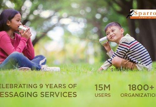 स्प्यारो एसएमएस दशौँ वर्षमा, डेढ करोड सेवाग्राहीलाई सेवा प्रदान