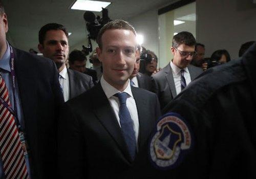 वर्षमा १ डलर मात्रै कमाउने फेसबुकका सिईओको सुरक्षा खर्च २ अर्ब ५३ करोड रुपैयाँ