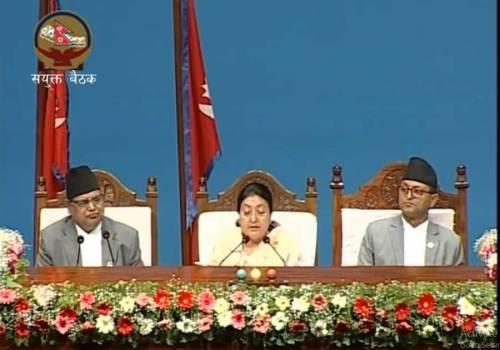 सरकारको नीति तथा कार्यक्रमः स्थानिय तहमा ब्रोडब्याण्ड इन्टरनेट, ५ वर्षमा डिजिटल नेपाल