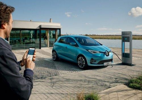 रेनोको इलेक्ट्रिक कार 'जोई' को अपडेटेड भर्सन सार्वजनिक, अधिक ब्याट्री क्षमता र डिजाइनमा सुधार