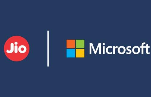 भारतीय क्यारियर रिलायन्स र माइक्रोसफ्टबिच सम्झौता, क्लाउडमा आधारित सेवा भारतीय बजारमा दिने