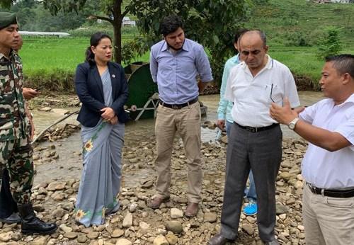 बिजुली र इन्धन बिना पानी तान्ने पम्प प्रविधि नेपालमा भित्रियो