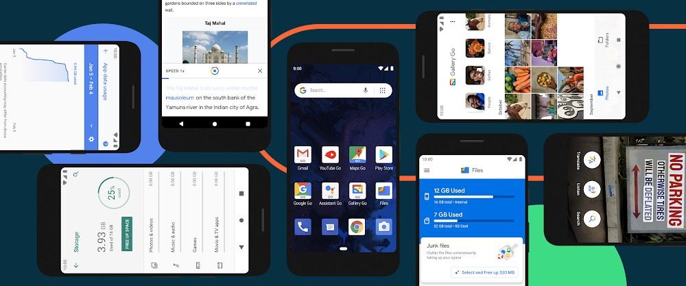 सस्तो स्मार्टफोनका लागि गूगलको एन्ड्रोयड १० गो एडिसन, डिभाइस इन्क्रिप्सन फीचर समावेश
