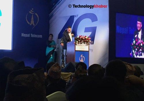 नेपाल टेलिकमको फोरजी सेवा शुभारम्भ कार्यक्रममा किन सुनिएन आवाज ? यस्तो छ भित्री कारण
