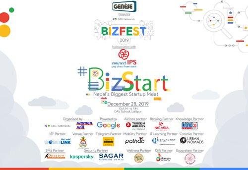 गुगल बिजनेस ग्रुपले 'जिबिजि बिजफेस्ट' र 'जिबिजि बिजस्टार्ट' को दोस्रो संस्करण आयोजना गर्ने