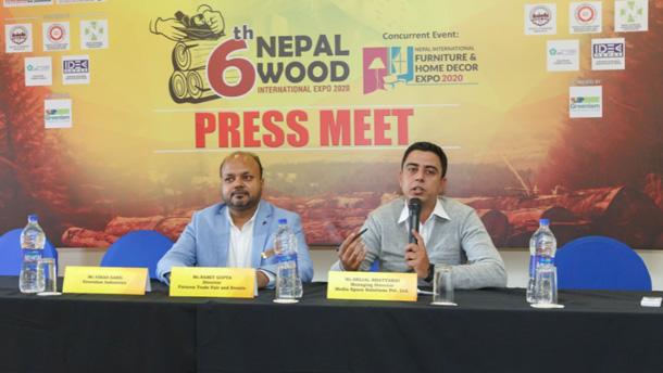 नेपाल उड अन्तर्राष्ट्रिय प्रदर्शनी २०२० माघ १७ गतेदेखि हुँदै