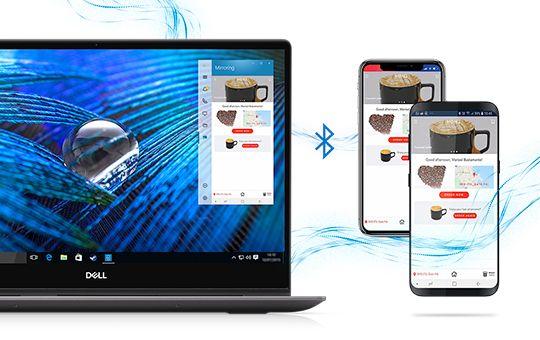 डेलका कम्प्यूटरबाट आइफोनका एप्सबिच वायरलेस ट्रान्सफरको सुविधा