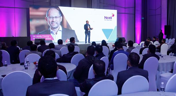 एनसेलमार्फत माइक्रोसफ्टले नेपाली कम्पनीहरुलाई क्लाउड तथा अन्य नवीन सेवा दिने