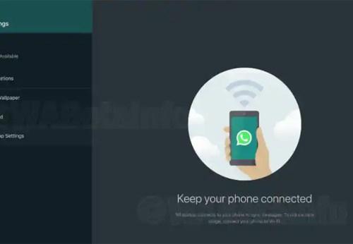 मोबाइलमा मात्रै नभई डेक्सटपमा पनि प्रयोग गर्न सकिने ह्वाट्सएपको डार्क मोड फीचर