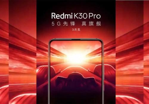 रेडमीको पपअप क्यामरा रहेको के३० प्रो स्मार्टफोन २४ मार्चमा लन्च हुने, यस्तो हुनेछ डिजाइन