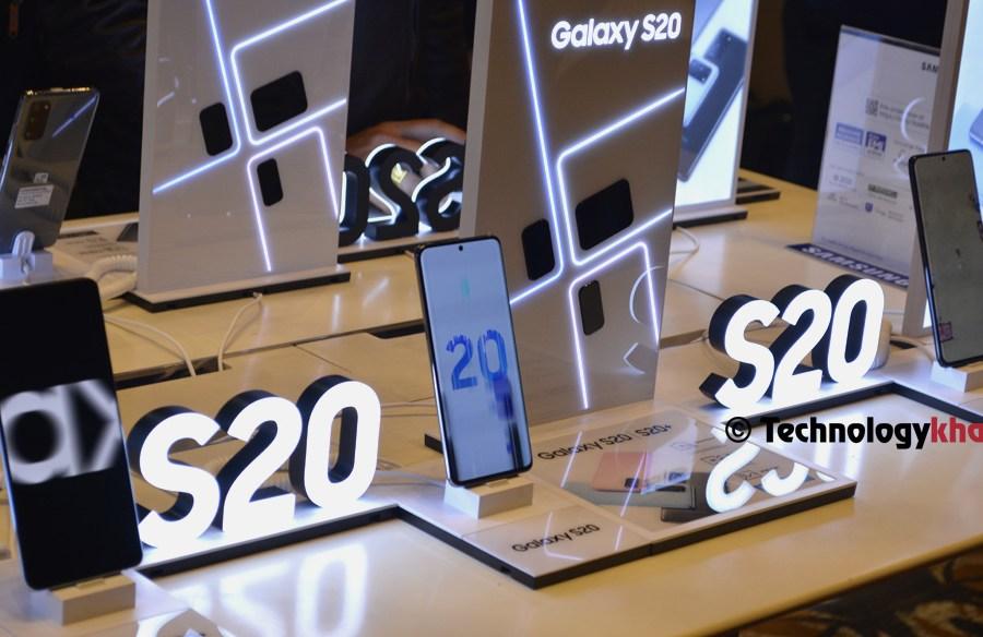 सामसङ ग्यालेक्सी एस२० फोन २ वर्षपछि फिर्ता गर्नुस्, नयाँ किन्दा ५० प्रतिशत क्रेडिट पाउनुस्