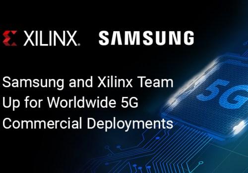 कोरियाली कम्पनी सामसङले जिलिङ्गसको चीपहरु आफ्नो ५जी नेटवर्क उपकरणहरुमा प्रयोग गर्ने