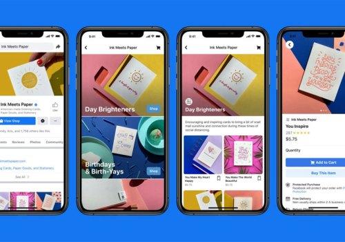 फेसबुकबाटै अब किनमेल गर्न सकिने, साना व्यवसायलाई सहयोग गर्न 'फेसबुक शप्स'को घोषणा