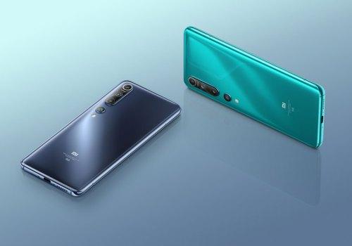 यस्तो छ नेपाल भित्रिएको पहिलो ५जी स्मार्टफोन शाओमी एमआई १०, साथमा एमआई नोट १० लाइट