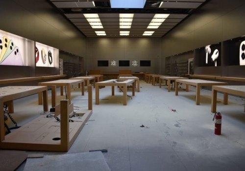 अमेरिकामा हालै भईरहेको प्रदर्शनमा लुटिएका आईफोनहरु ट्र्याक गर्दै एप्पल