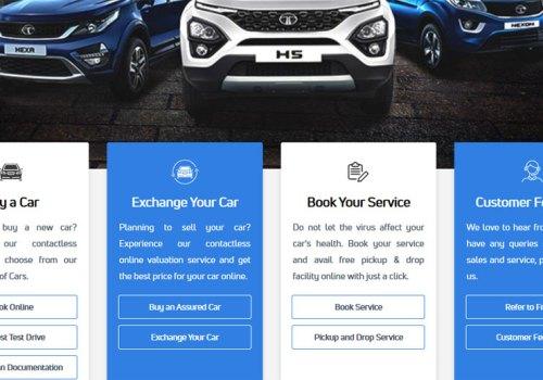 टाटाका गाडीहरु अनलाइन बुक गर्न सकिने, अनलाइनबाट गाडी किने २ लाख रुपैयाँसम्मको छुट