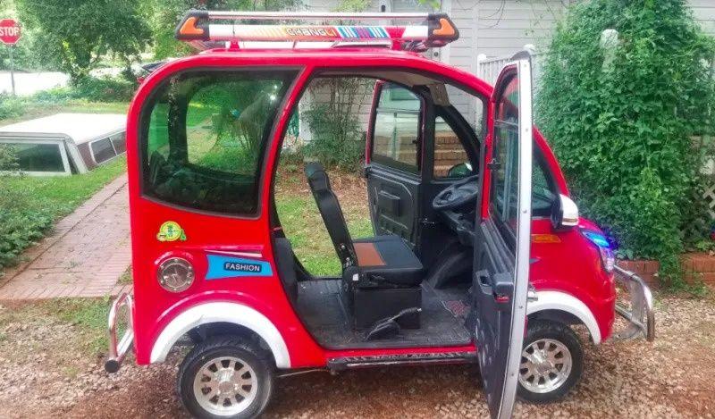 विश्वकै सबैभन्दा सस्तो इलेक्ट्रिक कार अलिबाबामा बिक्रीका लागि उपलब्ध