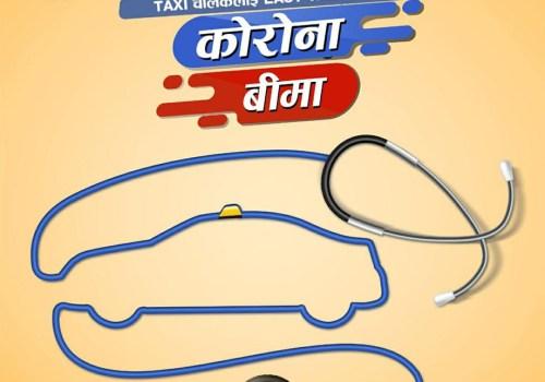 इजी ट्याक्सी नेपाल एपले उपत्यकाका ११ हजार ट्याक्सी चालकको कोरोना बीमा गरिदिने