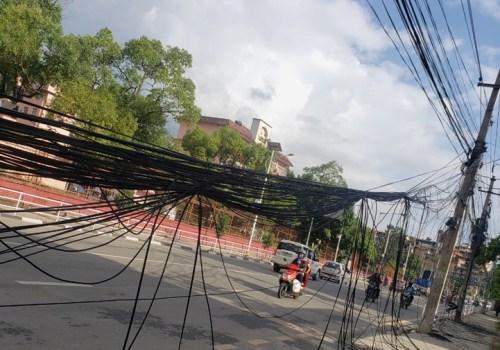 इन्टरनेटको तार तान्न प्रयोग हुने विद्युतको पोल भाडाको दरमा सहमति, इन्टरनेटको शुल्क के होला ?