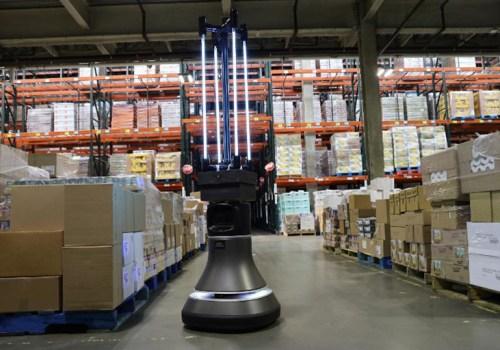 एमआईटीले बनायो कोरोनाभाइरस मार्ने रोबोट, ३० मिनेटमा नै ठूला गोदामहरुलाई भाइरसमुक्त पार्ने